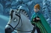 Anna Frozen Horse