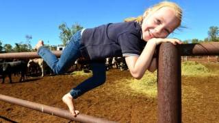 Queensland country kid